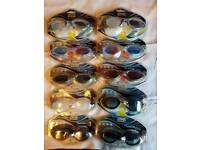 Zoggs pro mens swimming goggles