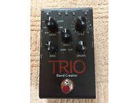 Digitech Trio Band Creator + FS3 Foot Switch
