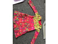 Girls Oilily Dress Age 3