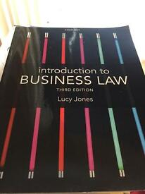 Introduction to Business Law - 3rd Ed.