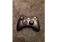 2 wired and wireless Xbox 360 controllers £10 each