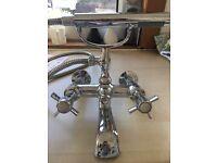 Traditional bath tap