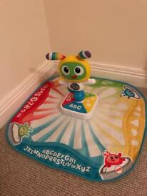 Fisher Price Dancing Robot Mat
