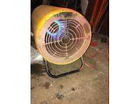 110v Industrial Space heater