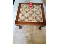 Upcycled coffee table can deliver.