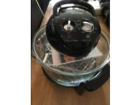 Brand new halogen oven