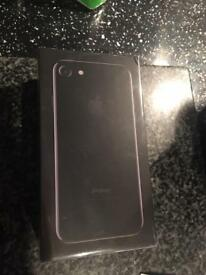 Iphone 7 128gb new in box