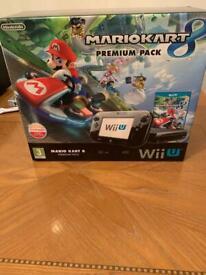 Wii U Mario Kart 8 Premium Pack