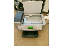 HP Office Jet 6210 all in one colour printer, scanner, fax and copier