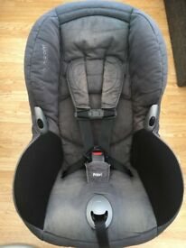 Maxi-Cosi PrioriFix GROUP 1 Car Seat - USED