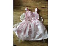 Fairy princess dress up costume 12-18 months