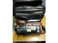 Jvc video movie camcorder