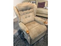 Electric Recliner Chair. Double motor. £295