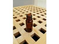 50 10ml Amber Glass Bottles