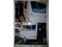 Bailey ranger caravan 460.2 £2,500