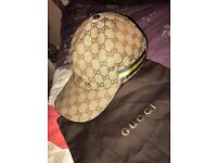 Gucci cap - large