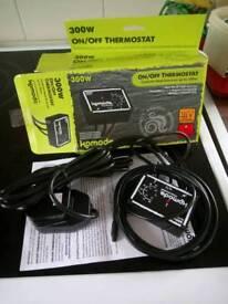 Komodo thermostat new