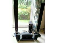 LG 5.1 Surround Sound DVD Home Cinema System HT503TH