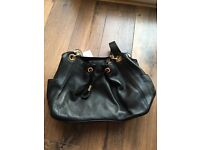Leather hand bag new with tags