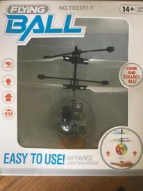 Brand New Heli Ball Toy