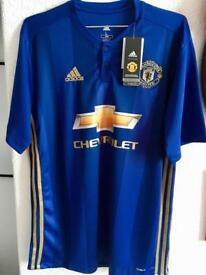 Manchester United shirt bnwt Sz L