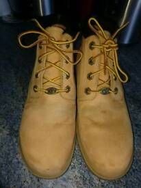 Timberland Boots size 5.5