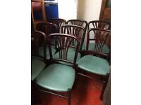 Chairs x10 cafe restaurant other
