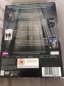 Being Human (seasons 1-4) DVD boxset