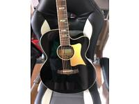 TANGLEWOOD TSJ V2 FITTED WITH FISHMAN RARE EARTH HUMBUCKING PICK UP