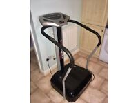 Confidence Fitness and Weight Loss Exercise Vibration Plate For Sale