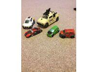 Transformer Vehicles
