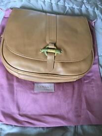 Radley Dora large shoulder bag in tan