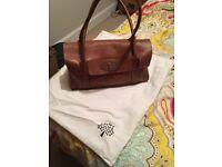 Small genuine mulberry Bayswater handbag