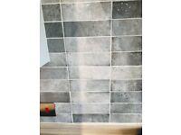 Dyroy Grey Tiles x 2 boxes