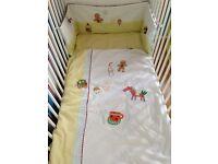 Beautiful Mama & Papa's Gingerbread nursery set
