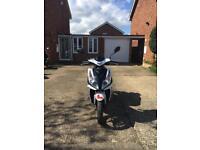 2012 Honda NSC50R 4 Stroke Moped