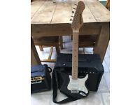 Elevation Electric Guitar plus amps