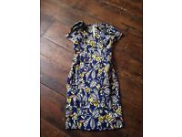 Brand New with Tags Floral Print Dress - Sz10