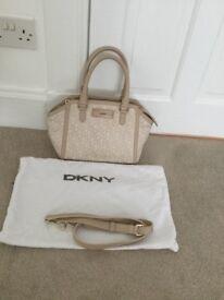 Genuine DKNY handbag.