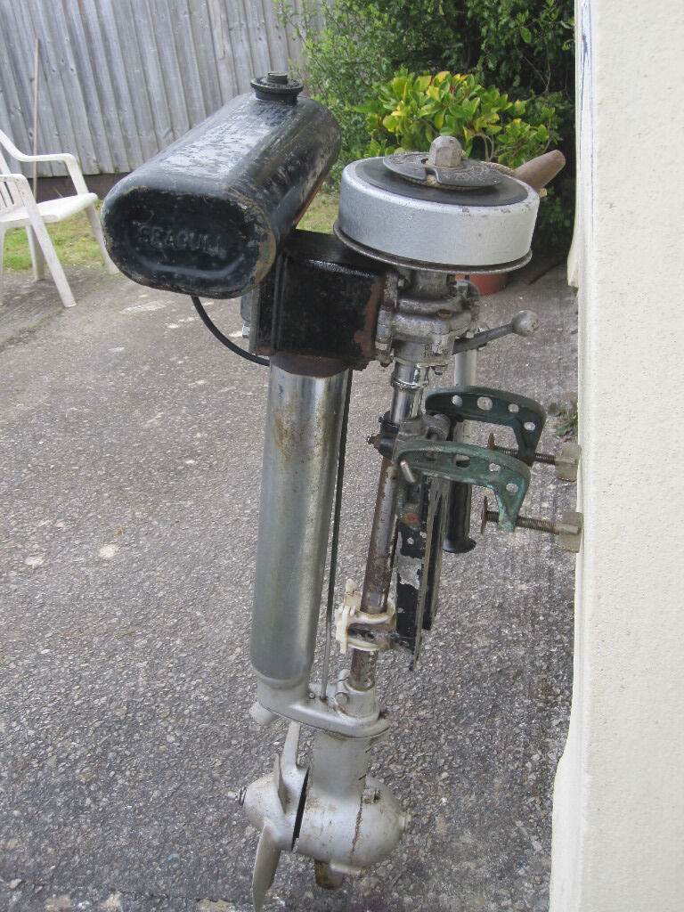 Sorry But Now S O L D Seagull Century Outboard Engine