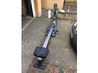 Johnson W7000 rowing machine - great condition