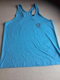 New lightweight sports vest size large