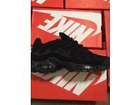 Nike air max TN triple blk 8,9 only