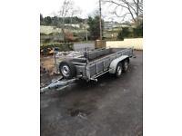 12ft x 4ft car trailer