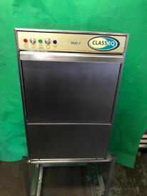 Classeq commercial dishwasher/glass washer