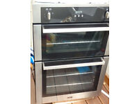 Stoves Double Oven and Hob