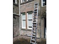 Ramsay style loft ladder