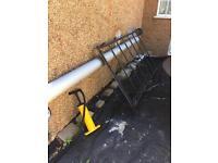 Van roof rack & tube