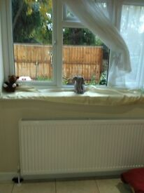 NEW ONE BEDROOM FLAT WITH PRIVATE GARDEN IN FELTHAM/HOUNSLOW/HEATHROW AMAZING PRICE