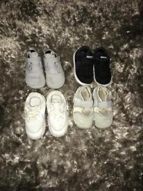 Size 5.5 infant shoes
